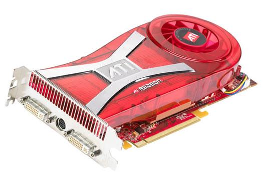 ATi Radeon X1950 referentieontwerp