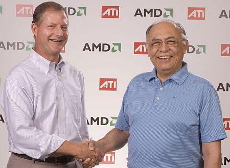 AMD en ATi schudden handjes