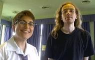Annalee Newitz en Jonathan Westhues