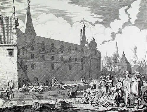 Nederlands trojaans paard: turfschip van Breda