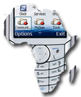 Mobiele telefoon/Afrika