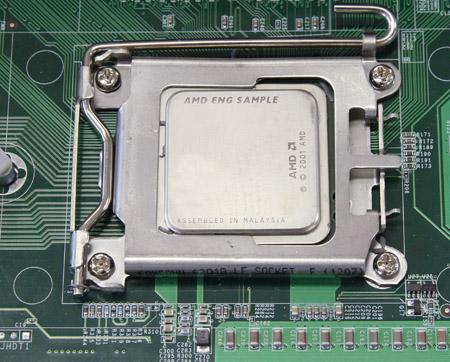 Socket F AMD Opteron
