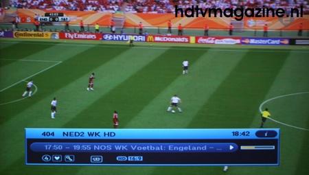 WK in HDTV