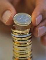 euromuntstapel