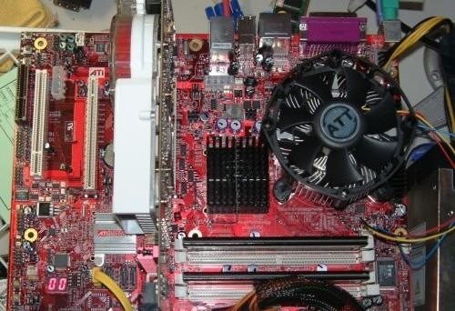 ATi RD600 reference board