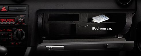 iPod your car