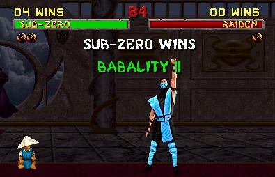 Mortal Kombat: gewelddadig of schatig?