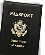 Amerikaans RFID-paspoort