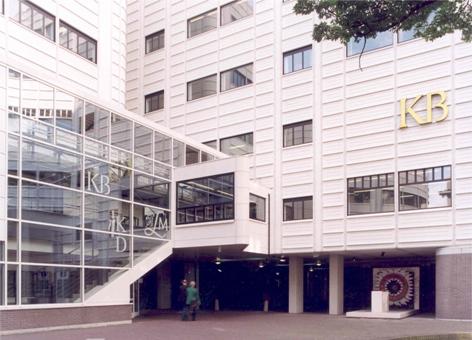 Koninklijke Bibliotheek (gebouw)