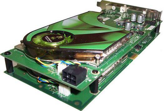 XFX GeForce 7950 GX2