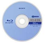 Sony BD-R DL