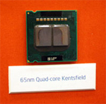 Quadcore Core 2 Extreme / Kentsfield