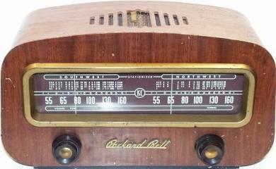 Packard Bell radio