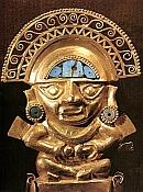 Inca-beeldje