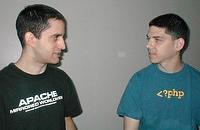 Zend-oprichters Zeev Suraski en Andi Gutmans