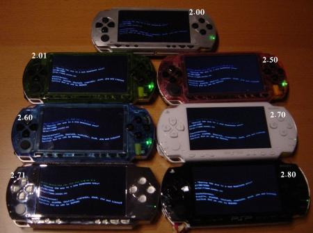 PSP's met NOPx86-exploit