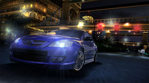 Need for Speed: Carbon-screenshot