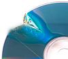 Beschadigde cd