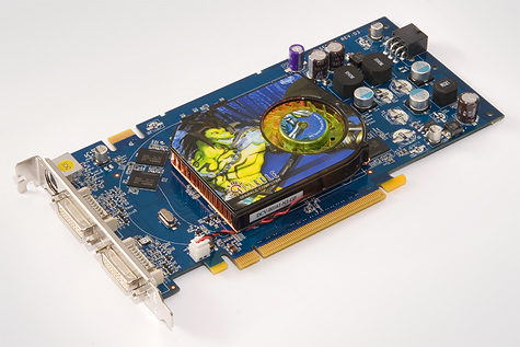 Sparkle GeForce 7900 GS 256MB
