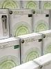 Stapel Xbox 360-consoles