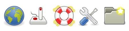 Gnome 2.16 - Nieuwe iconen