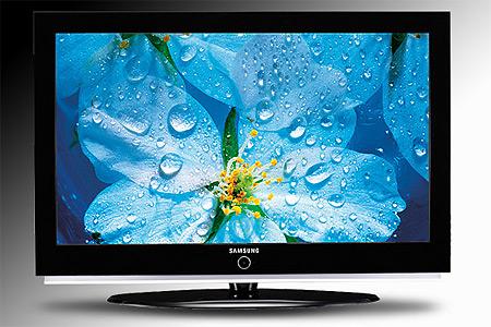 Samsung 40 inch lcd-tv met led backlight