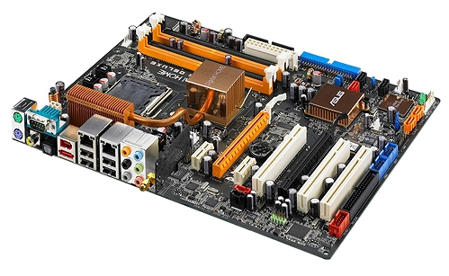 Asus P5W DH