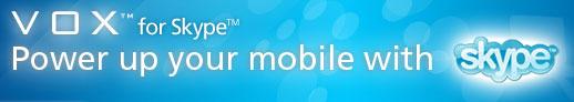 Vox for Skype-banner