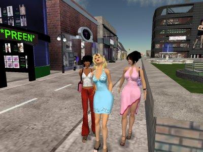 Second Life Screenshot