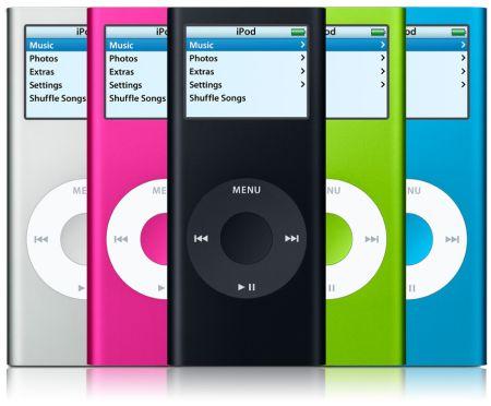 iPod nano (tweede generatie)