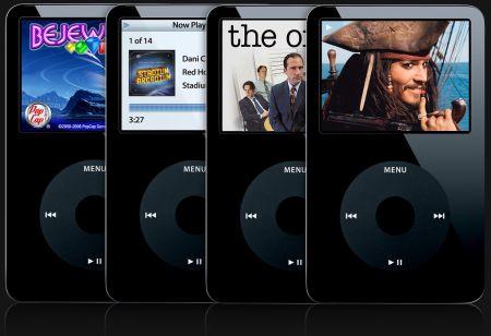 iPod (vijfde generatie)