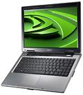 Asus A8Js-notebook met GeForce Go 7700