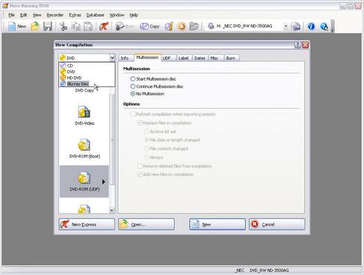 Nero Burning Rom 7.5.7.0 screenshot (resized)
