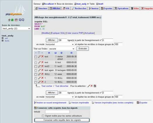 phpMyAdmin screenshot (resized)