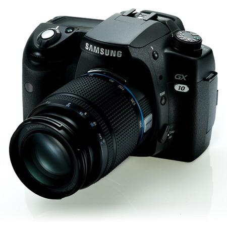 Samsung GX-10 dSLR