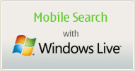 Nokia Mobile Search with Windows Live-logo
