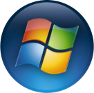 Windows Vista bubble logo