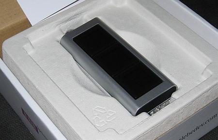 Optimus Mini Three – Open box
