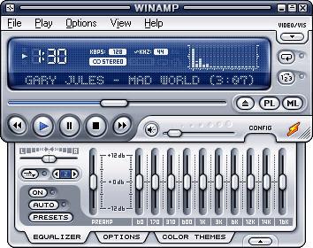 Winamp 5.3 screenshot