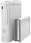 Xbox 360 met HD-DVD-station