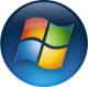 Windows Vista bubble logo (klein)