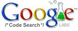 Google CodeSearch-logo