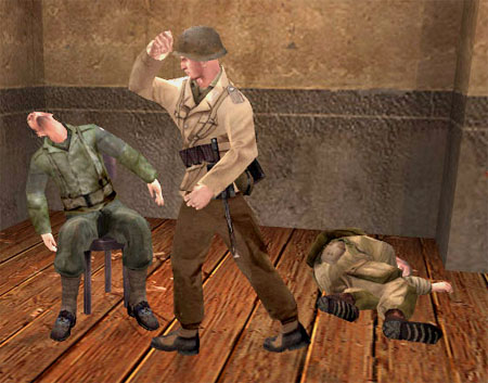 Medal Of Honor: 'sociale interactie'