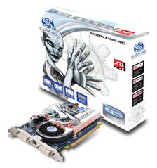 Sapphire X1650 Pro AGP