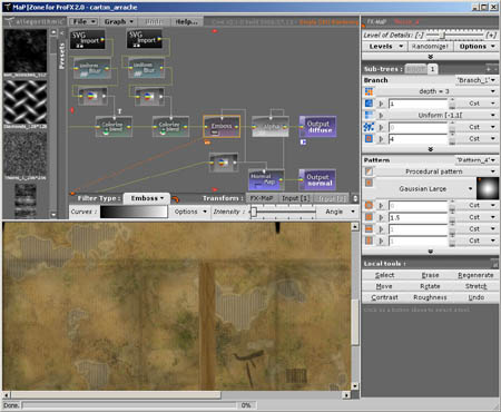MapZone for ProFX-screenshot (klein)
