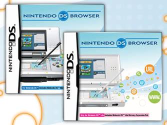 Opera-browser voor Nintendo DS en DS Lite