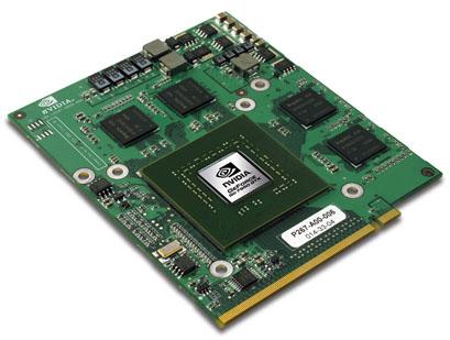nVidia GeForce Go 7950GTX