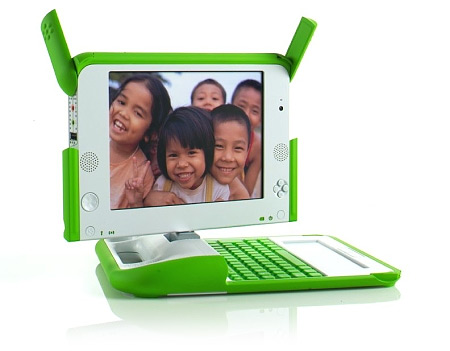 OLPC / $100 laptop (enhanced)
