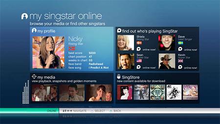 SingStar online