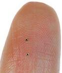 RFID-tags op vinger